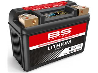Bateria de lítio BS BATTERY BSLI-04