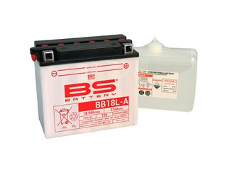 BS BATTERY Battery BB18L-A high performance with Acid Pack