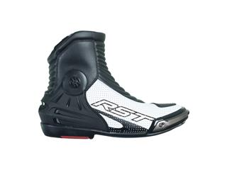 RST Tractech Evo III Short CE Boots White Size 42 - 817000010242