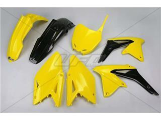 UFO Plastic Kit OEM Color (2014) Yellow/Black Suzuki RM-Z450 - 78006699
