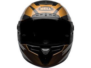 BELL Race Star Flex DLX Helmet Mate/Gloss Black/Gold Size L - 9bcdcc20-0cc9-4019-a975-308b60aabeab