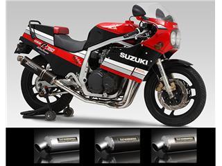 Ligne complète Cyclone Street Sport Yoshimura titane Suzuki GSX-R1100