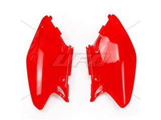 Plaques latérales UFO rouge Honda CR125R/250R - 78165731