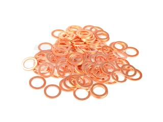 Arruela cobre 10X16X1,5 saco de 100 peças R100160GC/100 - 63717