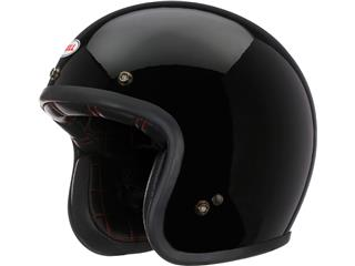 BELL Custom 500 DLX Helm Solid Black Größe S