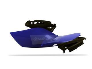 Plaques latérales POLISPORT bleu Yamaha YZ250F - PS117B06