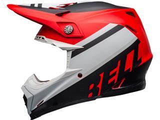 Casque BELL Moto-9 Mips Prophecy Matte White/Red/Black taille L - 9c424f3f-c32c-4541-a591-0a939777e7e2