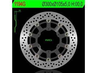 NG 1194G Brake Disc Round Floating