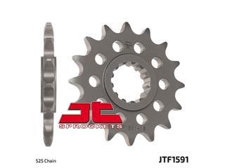 JT SPROCKETS Front Sprocket 16 Teeth Steel Standard 525 Pitch Type 1591 Yamaha