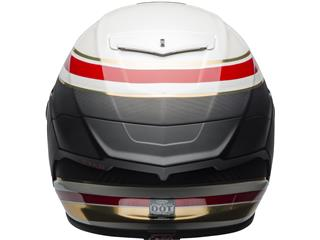 BELL Race Star Flex Helmet RSD Gloss/Matte White/Red Carbon Formula Size M - 9c8b5d5e-2aac-4902-b21e-7c99773df3fa