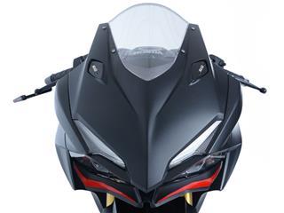 R&G RACING Mirror Blanking Plate Black Honda CBR250RR - 9ce82994-4a14-456c-8237-042285f2cdce