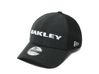 Casquette OAKLEY Heater New Era Snapback Blackout
