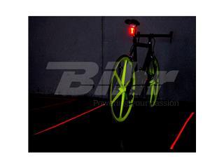 Luz traseira LED + indicador pista laser - 9d3aee2e-8240-4342-8a43-f82dbeb7eebc