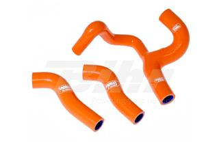 Kit manguitos Samco KTM naranja KTM-20-OR