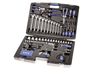 Valise de maintenance Expert 124 pièces - 893158