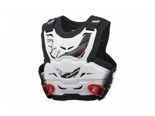 Polisport body protection Phantom Mini white