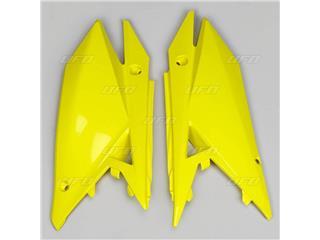 Plaques latérales UFO jaune Suzuki RM-Z450 - 78329564