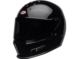 Casque BELL Eliminator Gloss Black taille L - 800000480170