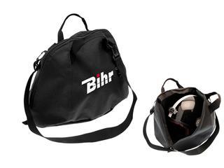 BIHR Helmtasche schwarz