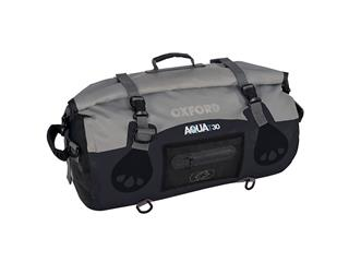 OXFORD Aqua T-50 Roll-bag all-weather black/grey 50 liters