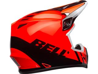 Casque BELL MX-9 Mips Dash Orange/Black taille M - 9defb185-4329-410b-9110-8736afa17612