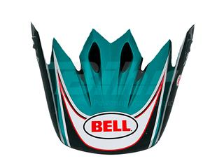 VISERA BELL MX-9 MIPS EQUIPPED AIRTRIX PARADISE NEGRO / AZUL