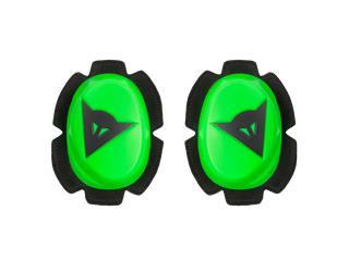 Knee Slider Dainese Pista Fluo Green/Blk Sz N