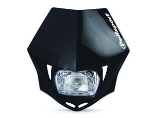 Plaque phare POLISPORT MMX noir  - PS025BC04