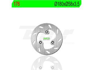 Disco de freno NG 176 Ø180 x Ø58 x 3.5