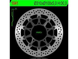 NG 1041 Brake Disc Round Floating