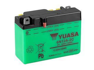 Batterie YUASA 6N12A-2C/B54-6