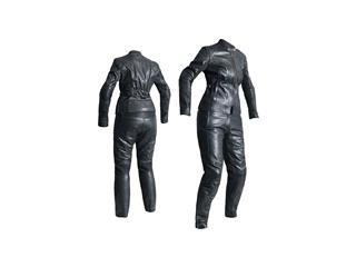 Pantalon RST Ladies Kate cuir noir taille L femme - 9e747101-e9e9-4f92-b950-e03ecd215bf8