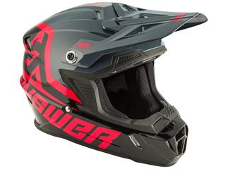 ANSWER AR1 Voyd Helmet Black/Charcoal/Pink Size XL - 9e778c07-9347-4aa2-81e9-983eac2393d4