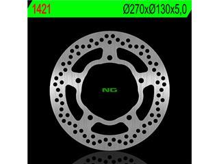 NG 1421 Brake Disc Round Fix Kawasaki VN900 Custom
