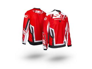 S3 Racing Team Jersey Red/Black Size XXL