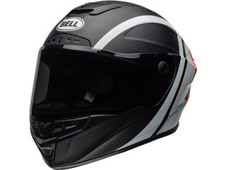 BELL Star DLX Mips Helmet Tantrum Matte/Gloss White/Black/Orange Size M