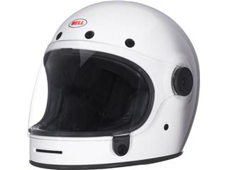 BELL Bullitt DLX Helmet Gloss White Size XS