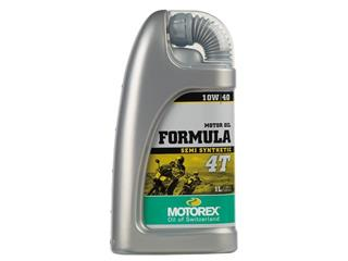 MOTOREX Formula 4T Motor Oil 10W40 Semi-Synthetic 1L