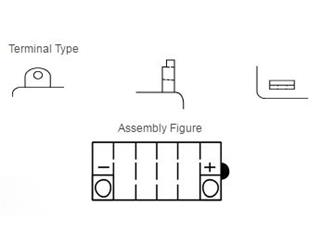Batterie YUASA YB16L-B conventionnelle - 9ef72799-8afd-4865-a672-68506b2b9832