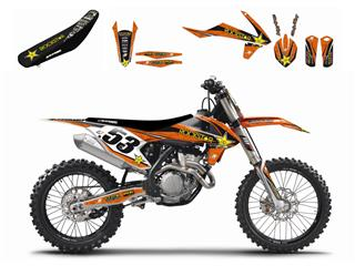 Kit complet BLACKBIRD Rockstar Energy KTM SX/SX-F/EXC - 7805181