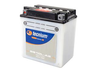 Batterie TECNIUM BB10L-A2 conventionnelle livrée avec pack acide - 329828