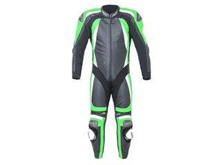 RST Pro Series CPX-C II Suit Leather Flo Green Size S