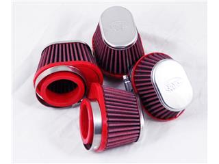 Filtre à air BMC conique décalé à droite manchon Ø55mm - 790027