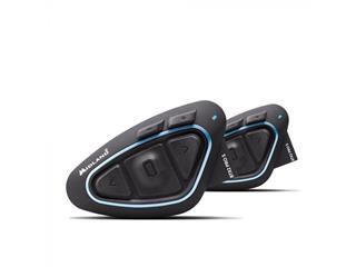 MIDLAND BTX2 Pro S Intercom Schwarz/Blau Doppel