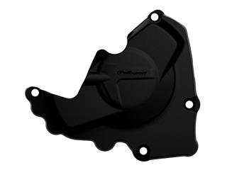 POLISPORT Ignition Cover Protector Black Honda CRF250R