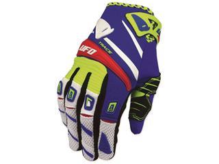 UFO Trace Gloves Fluro Yellow/White Size 9(EU) - M(US)