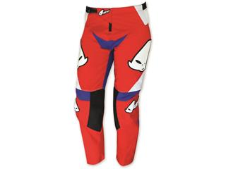 UFO Revolt Pants Junior Blue/White/Red Size 12-13