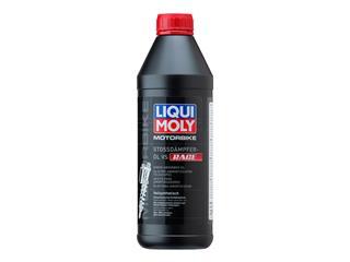 Botella 1L aceite de amortiguador 100% sintético Race Liqui-Moly
