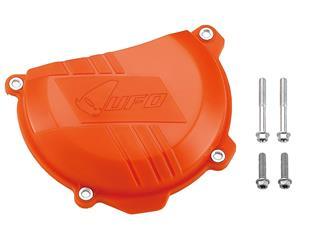 UFO Orange Clutch Cover Protection KTM SX-F/EXC-F 250/350