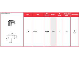 Zündkerzenstecker mit Entstörkappe LBER-B NGK - a0d1464c-9dd3-4f97-b97e-24840841ecfa
